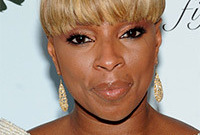 Mary j blige makeup looks for blonde hair and dark skin side