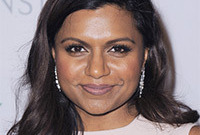 Mindy kaling makeup ideas for south asian women side