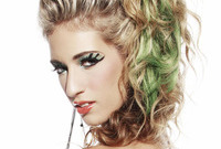 2013 makeup trend 50 shades of green side