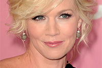 Jennie garth hairstyles for oblong faces side