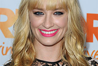 Beth behrs makeup ideas side