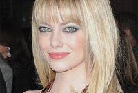 Emma stone new look side