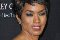 Angela bassett soft smoky eye makeup side
