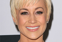 Newest short hairstyles summer 2013 side