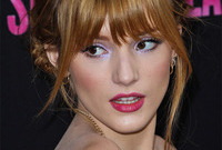Bella thorne perfect makeup for redheads side