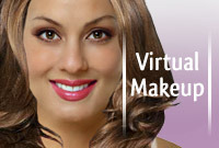 Virtual makeup side
